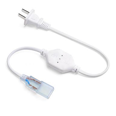 1 buc Rezistent la apă Strip Light Accesoriu Cablu electric Interior pentru lumina LED Strip