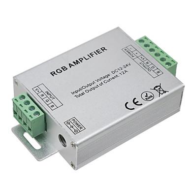 Hkv® 1pcs führte rgb Verstärker 12a geführtes Steuerpult dc 12-24v für geführtes Streifenlicht