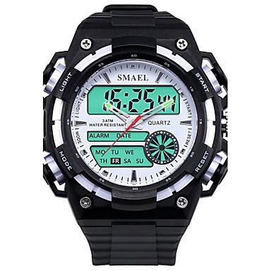 Herrn Digitaluhr Einzigartige kreative Uhr Armbanduhr Smart Watch Militäruhr Kleideruhr Modeuhr Sportuhr Chinesisch Quartz digital Alarm