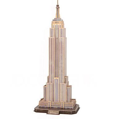 Puzzle 3D Puzzle Jucarii Clădire celebru Arhitectură 3D Lemn natural Unisex Bucăți