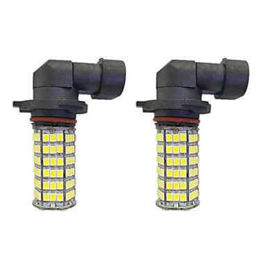 4w 9005 9006 h8 h11 120smd2835 헤드 라이트 / 자동차 화이트 용 포그 라이트 램프 dc12v 2pcs