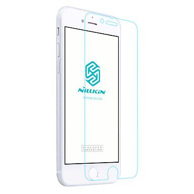 Sticlă securizată Ecran protector pentru Apple iPhone 8 Ecran Protecție Față High Definition (HD) 9H Duritate 2.5D Muchie Curbată La