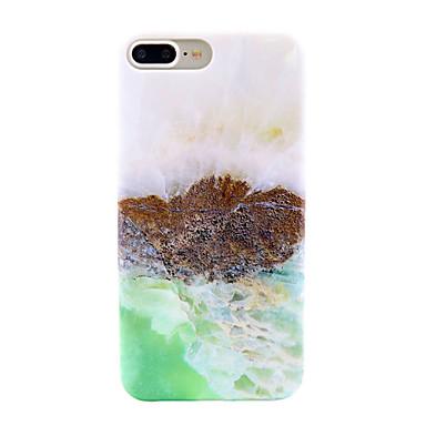 Pentru iPhone 7 iPhone 7 Plus Carcase Huse Ultra subțire Model Carcasă Spate Maska Marmură Moale TPU pentru Apple iPhone 7 Plus iPhone 7