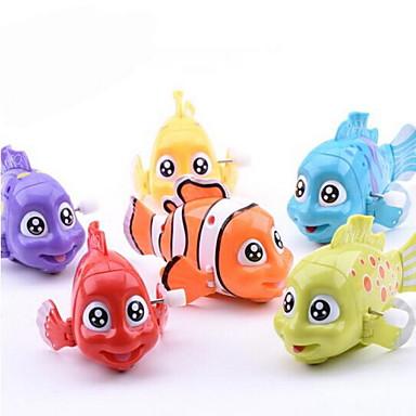 Jucării pentru mașini Jucării Aer Jucării Educaționale Pești Plastice Bucăți Unisex Pentru copii Cadou