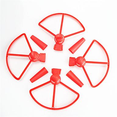 KSX2365 1set elicelor de Gardă / Piese de schimb Accesorii RC Quadcopters RC Quadcopters Plastic
