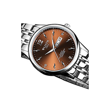 Bărbați Quartz Ceas de Mână Ceas Sport cald Vânzare Aliaj Bandă Casual Modă Argint