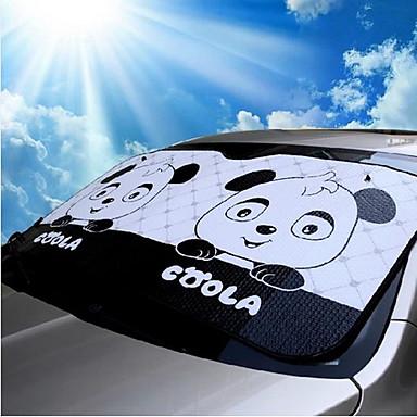 voordelige Oogbescherming-Autoproducten Auto-zonneschermen & zonnekleppen Car Visors Voor Universeel Alle jaren Algemene motoren Stoffen