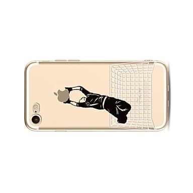 Per X 06256845 Apple iPhone logo Per retro 8 Plus iPhone per Con 8 iPhone disegno Fantasia X iPhone TPU Transparente Apple 8 Custodia iPhone Morbido SUAx5zx
