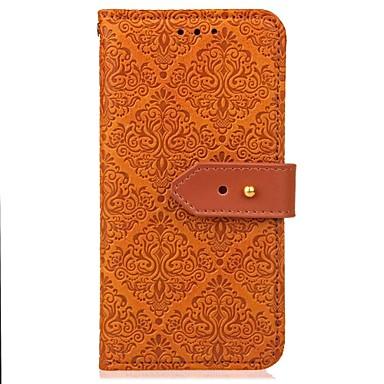 Maska Pentru Samsung Galaxy Note 8 / Note 5 Portofel / Titluar Card / Cu Stand Carcasă Telefon Mată Greu PU piele pentru Note 8 / Note 5 / Note 4