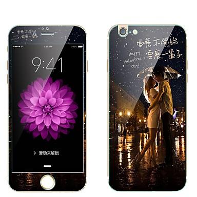 Ecran protector pentru Apple iPhone 6s iphone 6 Sticlă securizată Ecran Protecție Față & Spate Ecran Protecție Întreg 9H Duritate La