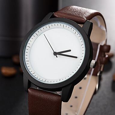 Pentru femei Unic Creative ceas Ceas de Mână Ceas La Modă Ceas Casual Quartz PU Bandă Charm Lux Creative Casual minimalist Elegant Cool
