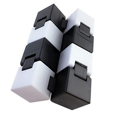 Cubul infinit Fidget Jucarii Cuburi Magice Jucării Educaționale Jucării Ștințe & Discovery Alină Stresul Jucarii Pătrat Noutate 3D Bucăți