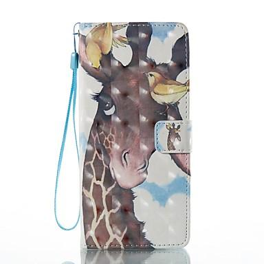 Maska Pentru Samsung Galaxy Note 8 Titluar Card Portofel Cu Stand Întoarce Model Carcasă Telefon Animal Greu PU piele pentru Note 8