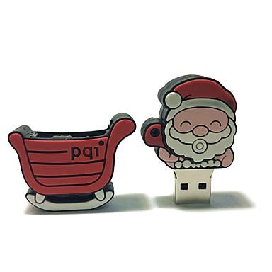 8gb crăciun usb flash desen animat creativ santa claus Crăciun cadou usb 2.0