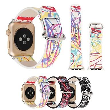 Uita-Band pentru Apple Watch Series 3 / 2 / 1 Apple Curea de Încheietură Catarama Clasica Piele Autentică