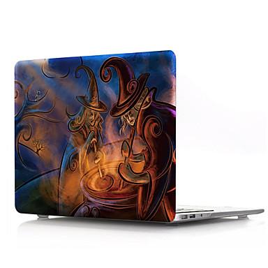 MacBook Carcase pentru Halloween Desene Animate TPU MacBook Air 13-inch MacBook Air 11-inch MacBook Pro Retina kijelzős, 13 hüvelyk