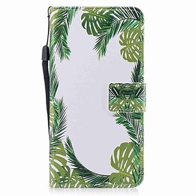Pentru iPhone 7 iPhone 7 Plus Carcase Huse Portofel Titluar Card Întoarce Model Magnetic Corp Plin Maska Copac Greu PU Piele pentru Apple
