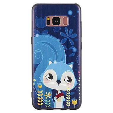 Maska Pentru Samsung Galaxy S8 Plus S8 Model Capac Spate Animal Moale TPU pentru S8 Plus S8 S7 edge S7