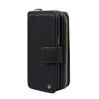 Tinta credito Custodia di Porta 8 A Con magnetica portafoglio Apple Per Resistente unita 06248524 carte iPhone Integrale iPhone X chiusura qrqawPC