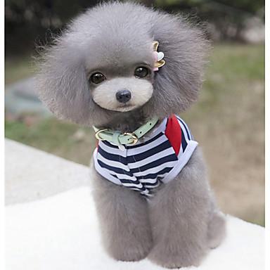 Câine Salopete Îmbrăcăminte Câini Casul/Zilnic Prințesă Rosu Albastru
