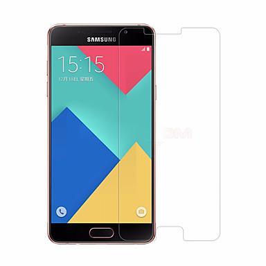 Vidro Temperado Protetor de Tela para Samsung Galaxy A3(2016) Protetor de Tela Frontal Alta Definição (HD) Dureza 9H Borda Arredondada