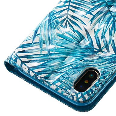 X 8 di supporto portafoglio Plus credito Apple chiusura magnetica A iPhone calamita Con Con Custodia iPhone Per Porta 06306954 carte A qXzt6t