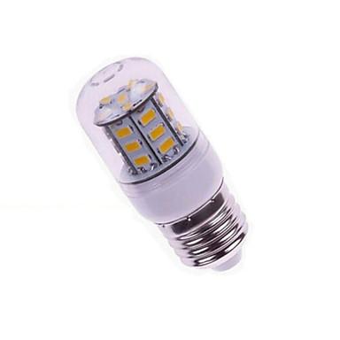 3W E26/E27 LED Mısır Işıklar T 27 SMD 5730 200-300 lm Sıcak Beyaz DC 24 V 1 parça