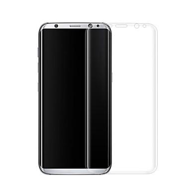Protetor de Tela para Samsung Galaxy S8 Vidro Temperado Protetor de Tela Frontal Dureza 9H Resistente a Riscos Borda Arredondada 3D Alta