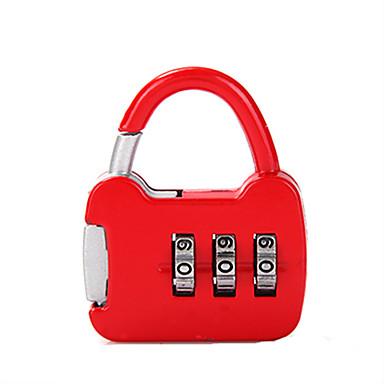 6422 zink legering hangslot hangslot 3 cijfer wachtwoord gymnasium slaapzaal kast hangslot mini slot tank slot dail lock wachtwoord slot