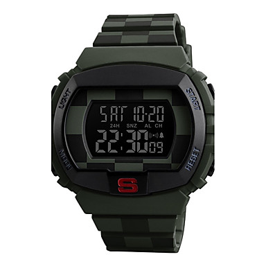 b7e49f25bbe7 cheap Digital Watches-Men  039 s Women  039 s Military Watch