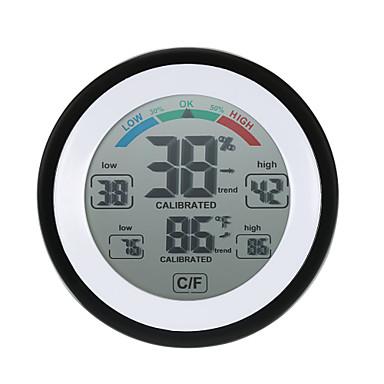 υψηλής ακρίβειας μίνι ηλεκτρονικό θερμόμετρο υγρόμετρο οικιακό δημιουργικό εσωτερικό τοίχο τοποθετημένο psychrograph