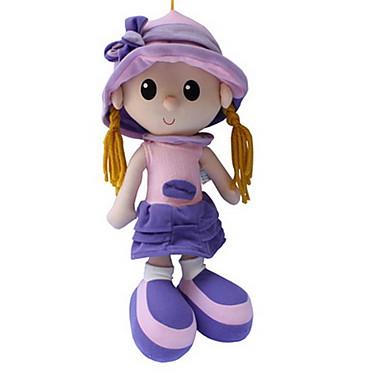 Stuffed Toys Toys Cartoon People Wedding Family Birthday Cartoon Toy Cartoon Design Fashion Kids Girls 1 Pieces