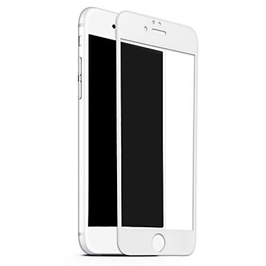 voordelige iPhone screenprotectors-benks screen protector voor apple iphone 8 gehard glas 1 pc screen protector hoge definitie (hd) / 9h hardheid / explosiebestendig