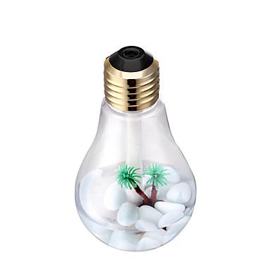 DP-001 Colorful Bulb Humidifier Home Air Purifier USB