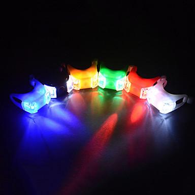 Pyöräilyvalot Polkupyörän etuvalo LED Pyöräily Paristot Lumenia Akku Pyöräily Monikäyttö