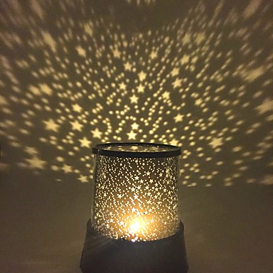 Starry Night Light Star Light Led Lighting Projector Lamp Bedroom Bed Light Galaxy Star Plastic