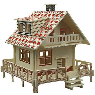 Construcción Puzzles 3d Juguetes Di29ehw Casas Maquetas De Madera Puzzle hBrxoQdCts