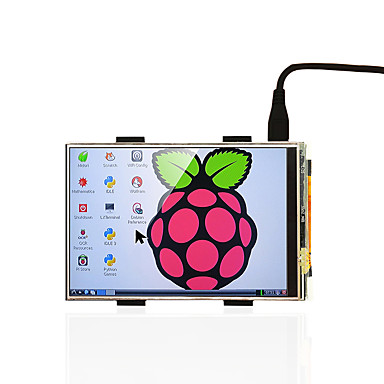 keyestudio rpi tft3.5 écran tactile pour la framboise pi