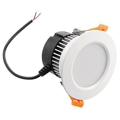Downlight de LED 18PCS leds SMD 5730 Regulável Ativada Por Som Controle Remoto Decorativa Branco Quente Branco Frio Branco Natural RGB 650