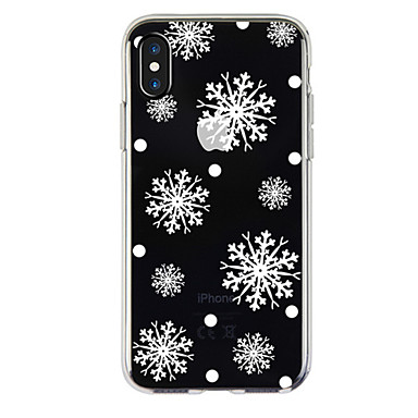 iPhone iPhone TPU per 8 X disegno 8 X 06429586 retro Transparente 8 iPhone Custodia Natale iPhone Per Morbido Fantasia Per iPhone Plus Apple 6qXwRxnOpZ