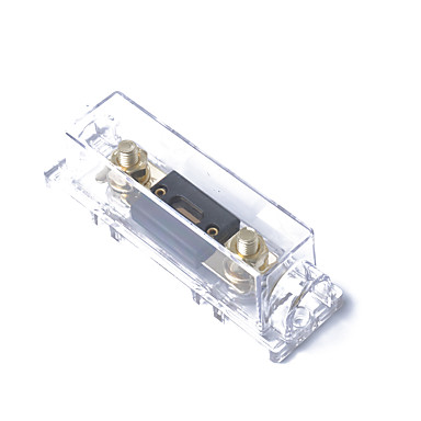 voordelige Auto-audio-300amp anl zekeringhouder verdeling zekeringhouder inline 0 4 8 ga positief