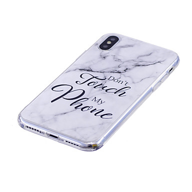 iPhone iPhone retro Effetto Per X Per Apple 8 per Plus IMD Custodia 06448494 8 marmo iPhone X Morbido 8 iPhone TPU Plus iPhone xIRdwCzqv