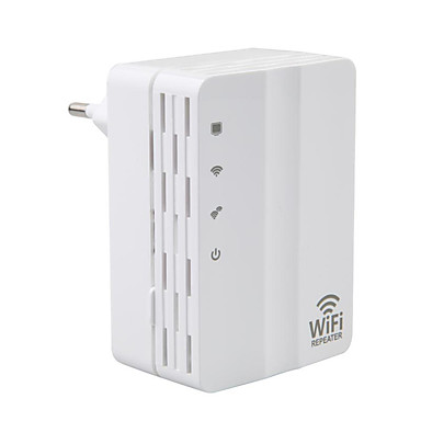 זול רשת-משדר WiFi WiFi 300Mbps 2.4 GHz טווח טווח WiFi AD-607U