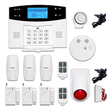 billige Sikkerhedscensorer-GSM / TELEFON Platform GSM / TELEFON Trådløst Tastatur / SMS / Telefon 433 Hz for