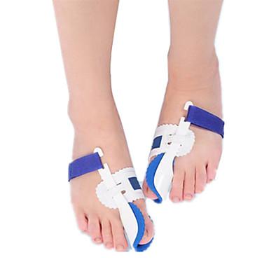 Corpo Completo Pé Suporta Toe Separadores & joanete Pad Corretor de Postura Aliviar a dor do pé Plástico