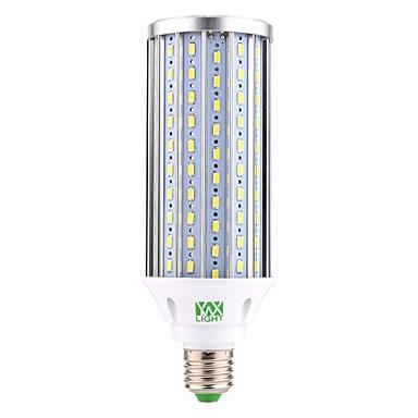 YWXLIGHT® 1шт 60W 5900-6000lm E26 / E27 LED лампы типа Корн T 160 Светодиодные бусины SMD 5730 Декоративная Светодиодная лампа Холодный