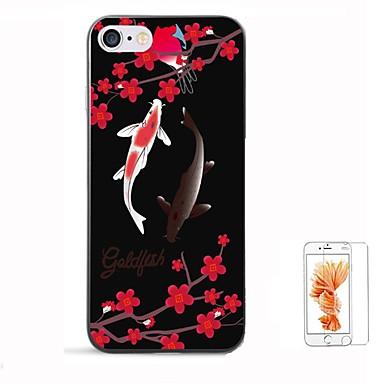 iPhone 7 disegno per 7 iPhone iPhone Plus Morbido decorativo Per 8 Per TPU iPhone 8 Fantasia Plus retro Apple 06479249 Fiore 8 iPhone Custodia 0nFWAE11