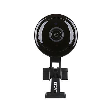escam® painike Q6 1,0 mp mini sisätiloissa kaksisuuntainen audio 128g TF liikkeentunnistuksen dual stream ir-cut ip-kamera