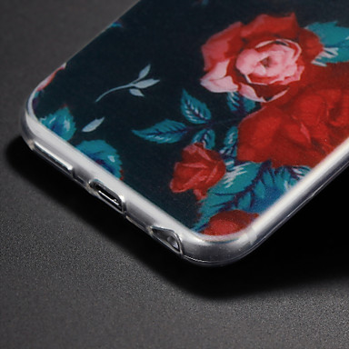Fantasia Morbido iPhone Apple X disegno iPhone Plus 8 8 iPhone Per 8 Plus retro Per Fiore iPhone X TPU per decorativo 05745948 Custodia iPhone 5zIWwxZtWq