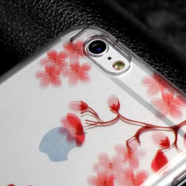 sottile 05182379 8 Per iPhone iPhone iPhone Morbido X decorativo Fiore iPhone 8 Plus Per Ultra Apple per 6 8 Transparente iPhone IMD Plus iPhone retro Custodia X TPU fqpPwx